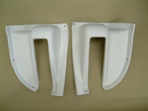 Tail Gate Hinge Covers T2 68 79